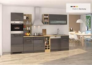 Küche Anthrazit Hochglanz : k chenratgeber ideen und inspirationen von ~ Frokenaadalensverden.com Haus und Dekorationen