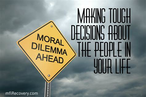 Information About Tough Decision Quotes Yousenseinfo