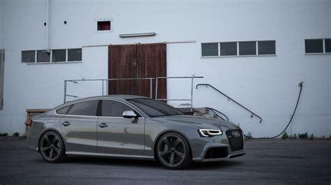 rs5 sportback new renderings trk design