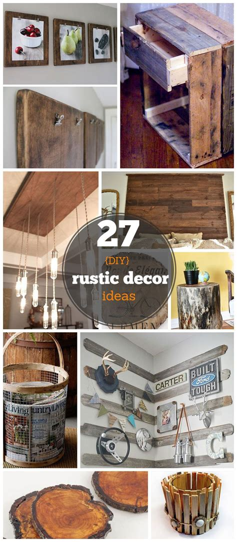 hair pin legs 27 diy rustic decor ideas for the home
