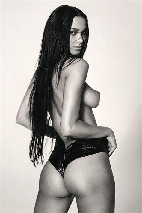 Lais Ribeiro Nude Pics — Victorias Secret Angel Showed Tits Scandal Planet