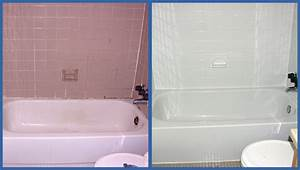 bathtub reglazing from cutting edge refinishing With glazing bathroom tile