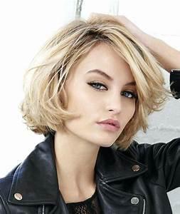 Coupe Carre Femme : formidable coupe femme carre court coupe de cheveux femme ~ Melissatoandfro.com Idées de Décoration