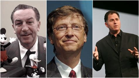 Top 16 School Dropout Billionaires And Their Motivational ...