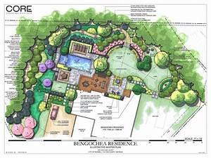 How to plan landscape lighting design : Best landscape plans ideas on
