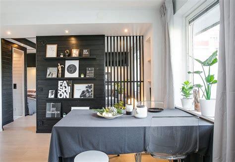 estudio departamento  decoracion escandinava