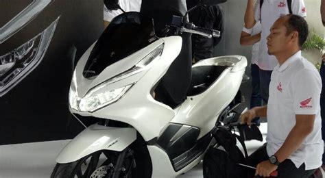 Ahm Resmi Kenalkan All New Honda Pcx 150, Harga Lebih Murah
