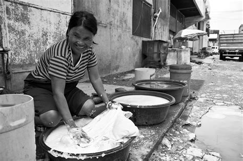 how do you hand wash clothes in a sink washing dirty laundry in public a walk with my camera