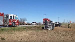 Deputies respond to semi rollover accident in Elkhart ...