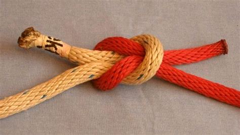 Knoten Für Wanderreiter
