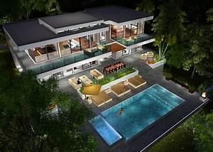Glass House 2 : two story modern glass home design next generation living homes ~ Orissabook.com Haus und Dekorationen