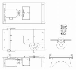Woodwork Sewing Table Building Instructions Pdf Plans