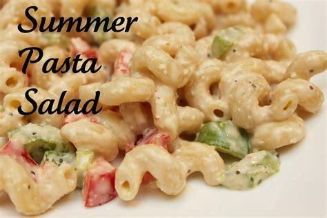 summer pasta salad recipe summer pasta salad a recipe smashed peas carrots