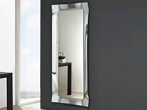 Miroir Rectangulaire Mural : miroir mural rectangulaire collection viva by riflessi design riflessi ~ Teatrodelosmanantiales.com Idées de Décoration