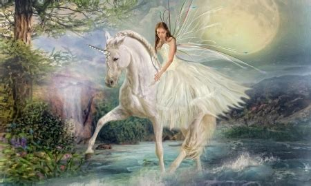 unicorn magic fantasy abstract background wallpapers