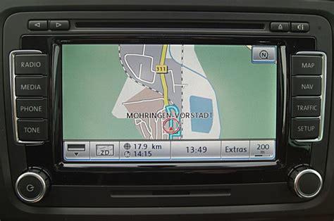 golf 6 navi gesprungene scheibe beim navi car hifi navigation telefon meingolf de