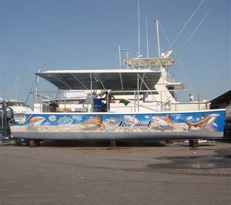 Boat Wraps Ct by Boat Graphics Pompano Fl Boat Wraps Boat Decals