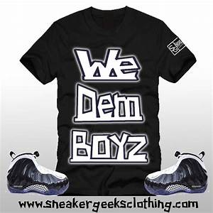 The gallery for --> We Dem Boyz Logo