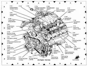 2003 Lincoln Ls V8 Engine Diagram