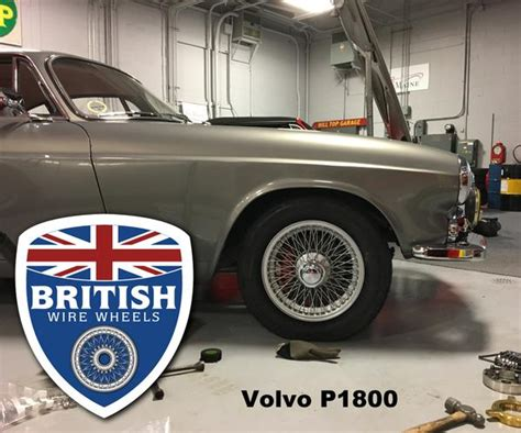 volvo wire wheel conversion kit britishwirewheelscom