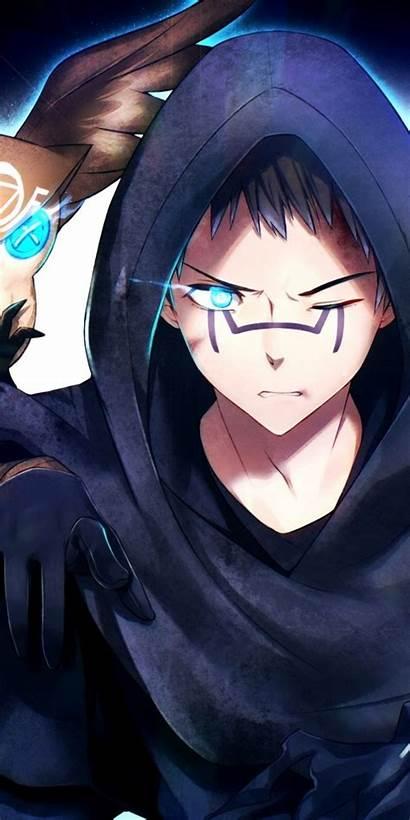 Anime Hoodie Boy Guy Eye 1080 Owl