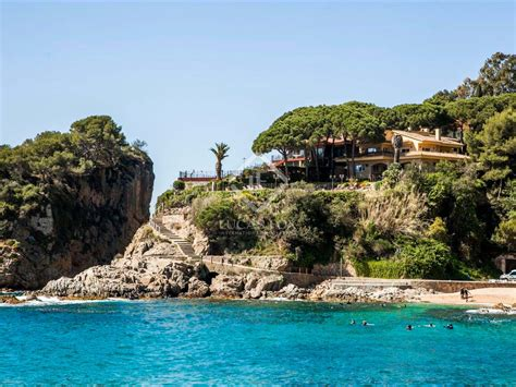 Villa For Sale In Blanes On The Costa Brava Spain