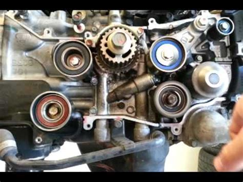 Subaru Legacy Timing Belt by 2006 Subaru Legacy Timing Belt Pulleys