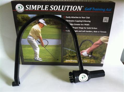 golf swing aid this revolutionary golf swing aid by simple