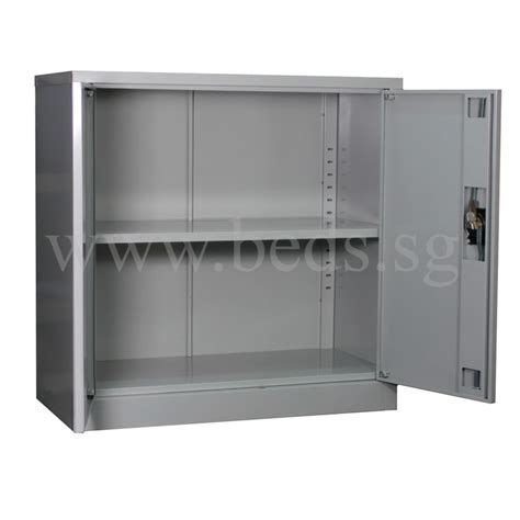 Low Steel Filing Cabinet (Swinging Door)   Furniture