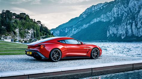 Aston Martin Vanquish Wallpaper by 2017 Aston Martin Vanquish Zagato Wallpapers Hd Images