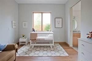 1001 conseils pour trouver la meilleure idee deco With chambre bébé design avec tapi de fleur