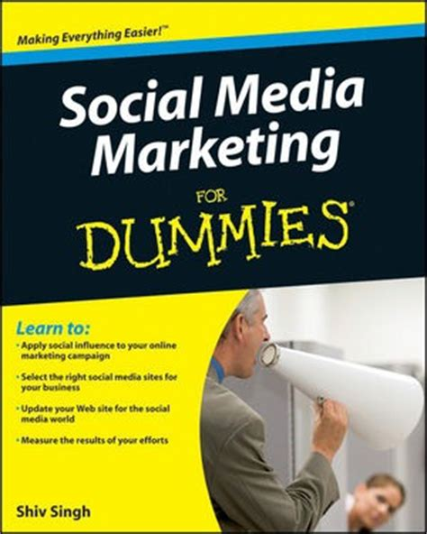 marketing for dummies social media marketing for dummies your free copy