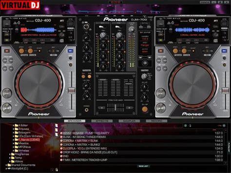 melhor baixar gratis de virtual dj mixer