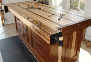 Table Saw Work Bench