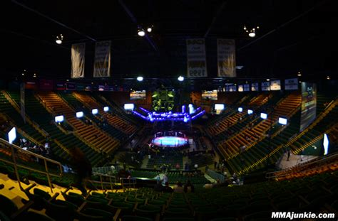 Soundgarden Live At Patriot Center ufc fight 63 attendance event earns 200k more than