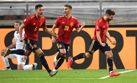 UEFA Nations' League Round Up: How The Teams Fared ...