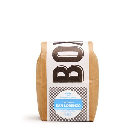 Every morning baristas dial in espresso using the. Colombia San Lorenzo   Boxcar   Trade Coffee