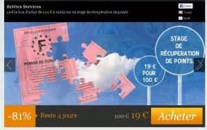 Stage De Récupération De Point : 165 euros le stage de recup ration de 4 points du permis ~ Medecine-chirurgie-esthetiques.com Avis de Voitures
