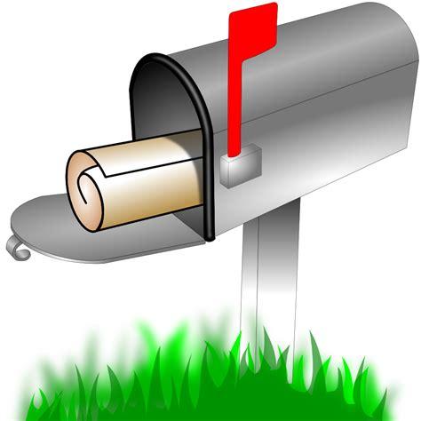 mailbox clipart pictures clipartix