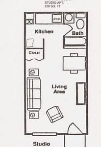 Creating, A, Studio, Apartment