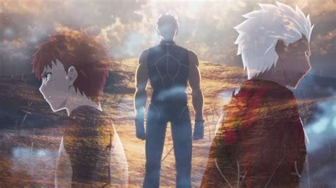 archer  shirou fatestay night unlimited blade works