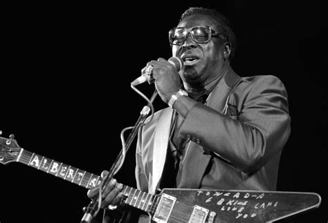 An Interview With Albert King