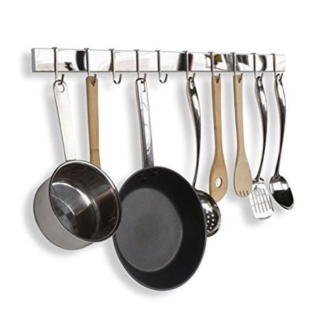 Kitchen Pot Hanging Rail by Compare Price To Hang Pots Dreamboracay