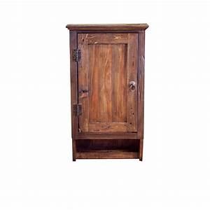Purchase reclaimed medicine cabinet online made from 100 for Kitchen cabinets lowes with rustic mexican wall art