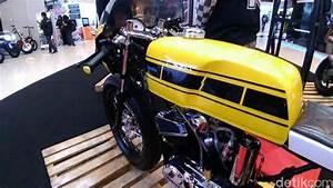 Modifikasi Rx King Bergaya Cafe Racer Habiskan Rp 35 Juta