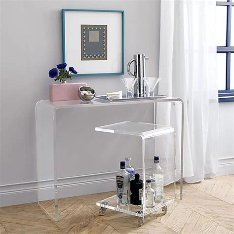 pieces  transparent furniture  give  room