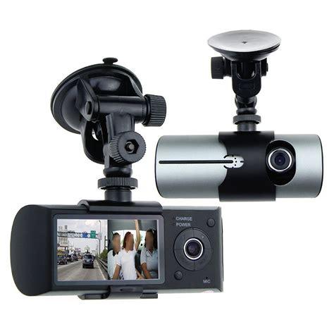 awolf  dual lens dash cam car dvr vehicle camera video