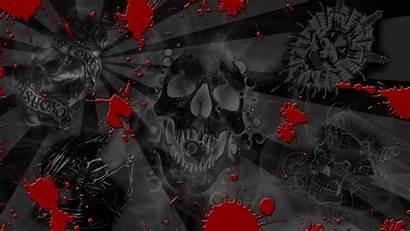 Tattoo Wallpapers Skull Background Backgrounds Tribal Desktop