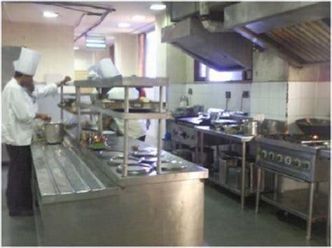 Kitchen Design For Hotel