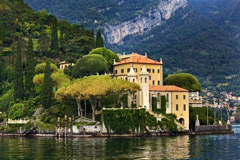 Villa Del Balbianello Luxury Villa On Lake Como Italy